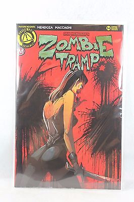 Action Lab Danger Zone Comics Zombie Tramp #34 Limited Edition Variant Cover C