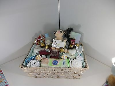 Gift basket for a new mum and bub