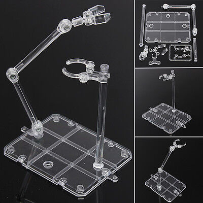 1/2/3Pcs Action Base Display Stand Support For 1/144 HG/RG Gundam/Figure Rack
