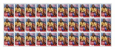 Z08 IMPERFORATED SRL161314c SIERRA LEONE 2016 Early childhood marriage 30v MNH