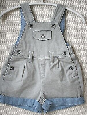 Dolce And Gabbana Baby Dungarees 3-6 Months