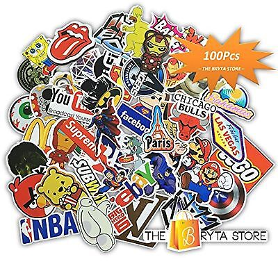 MEGA Cool Graffiti Stickers Decals Vinyls | Pack of 100 Finest Quality | Perf...