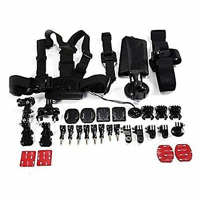 Accessory Kit Ultimate Combo Kit 33 accessories for GoPro HERO3+,GoPro HERO3,...