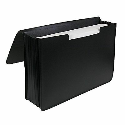 C-Line Poly Expanding Document Case 5.25-Inch Expansion 1,000 Sheet Capacity ...