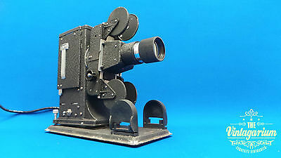 A.M.P London - Art Deco Era Filmstrip Projector in Great Condition - Very Rare