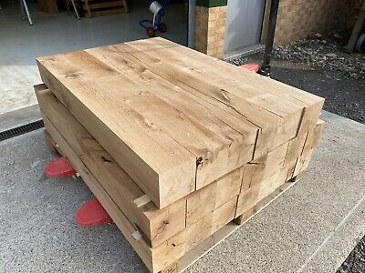 Planed Oak Beam PSE Air Dried Free Delivery