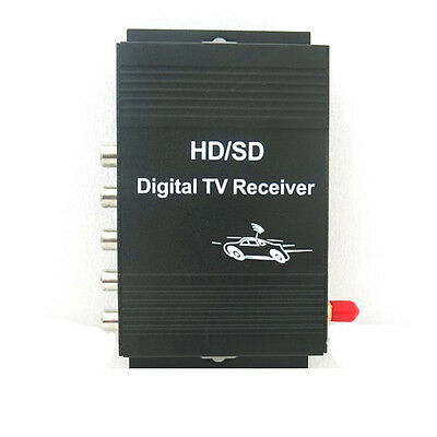 Car ISDB-T Digital TV Receiver DVB Turner for Brazil Japan Argentina Chile