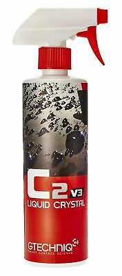 Gtechniq C2v3 Liquid Crystal 500ml Bottle Spray Car Sealant