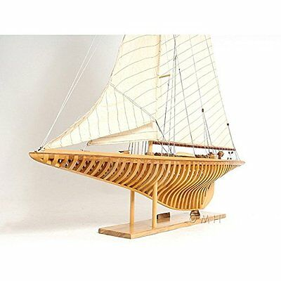 OMHI-Y153-Old Modern Handicrafts Shamrock Open Hull Collectible