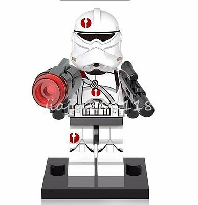 Clone Commander Neyo Mini Figures Rogue One: A Star Wars Story Building Toys
