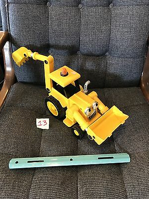 Bob The Builder Electronic Sounds Scoop Backhoe  Hasbro