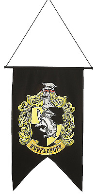 Rubies Harry Potter Printed Hufflepuff Banner