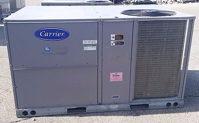 Carrier Commercial 6 ton Gas Package unit 460 volt 3 phase
