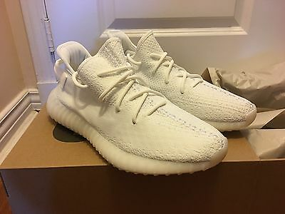 "Adidas Yeezy Boost 350 V2 ""Cream White"" Size 10.5 - Brand new in box"