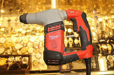 """MILWAUKEE MODEL No. 5263-20, 5/8"""" SDS PLUS COMPACT HAMMER DRILL"""