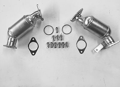Fits 2009 To 2017 Chevrolet Traverse 3.6L V6 D/S & P/S Catalytic Converters