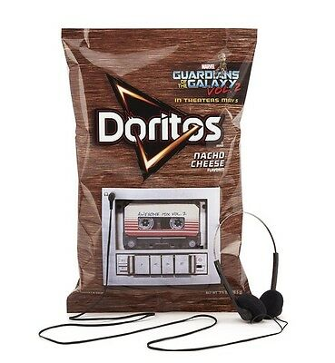 Doritos Music Mp3 Bag Guardians Of The Galaxy Vol 2 Confirmed Sold Out