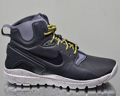 finest selection fe06a 9c8b2 Mens Nike Koth Ultra Mid Cool GreyDark Grey Trainers 749484 010 - UK 9