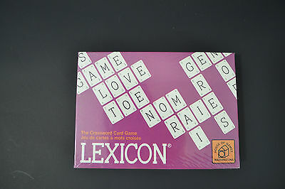 Vintage Lexican Game New Sealed House of Games Waddingtons 1974