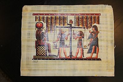 iRSE Art Egyptian Genuine Papyrus, Ancient Egypt paper, hand made wall paper