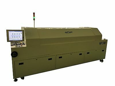 WP-5500 Lead-Free Reflow Oven for LED
