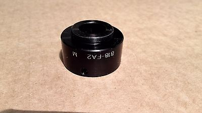 Newport 818-FA2 Bare Fiber Holder Mount, Photodiode Detector