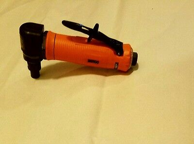 """New! Dotco 12L1280-36 Angle Die Grinder 12,000 Rpm 1/4"""" Collet Aircraft Tools"""