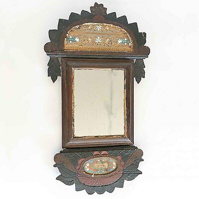 Swedish Folk Art Mirror