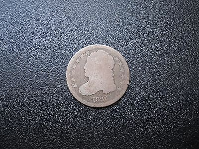 1836 10C Capped Bust Dime (Circulated)