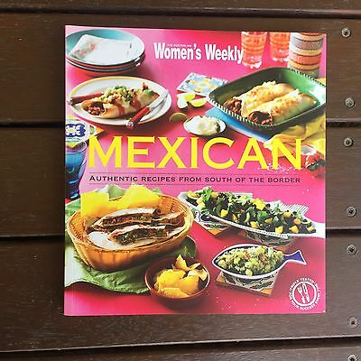 AWW Mexican by Australian Women's Weekly (Paperback, 2012)
