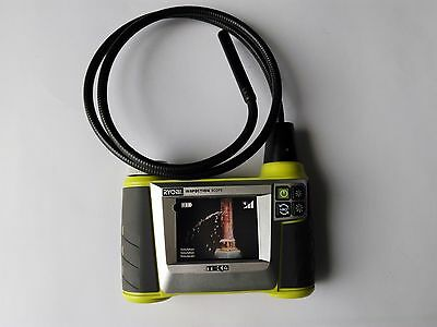 Ryobi Tek4 Inspection Scope Microscope RP4206 Camera Only No charger & Battery