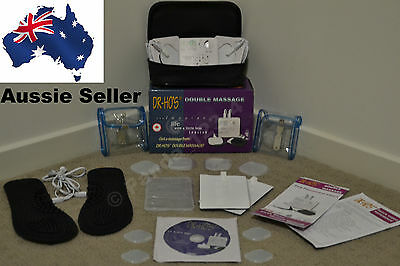 NEW Dr Ho's Pain Muscle Therapy Massage System Full Bonus Set Aus Seller
