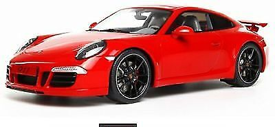 GT Spirit Porsche 911 (991) Carrera S Aerokit Cup Model Car 1:18 Limited Genuine