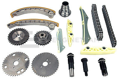 RS0033 Timing chain set IVECO F1CE full set 504084527 504288857 504084526