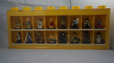 Lego Minifigures 8684 Series 2 Complete Set And Case