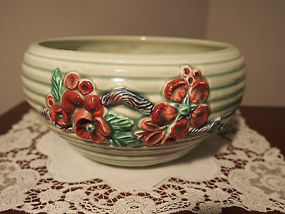 1930's Clarice Cliff Newport Pottery Bowl 'My Garden'