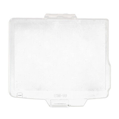 LCD Monitor Screen Protector Cover For Nikon D90 BF
