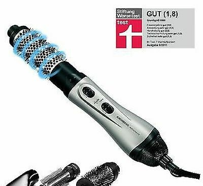 Grundig HS 8980 Professional Hairstyler Curling  Iron Hair Dryer GENUINE NEW