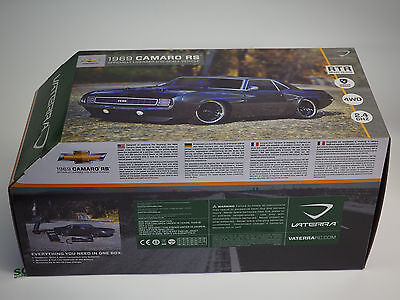 VATERRA Chevrolet Camaro RS (1969) 4WD 1:10 RTR