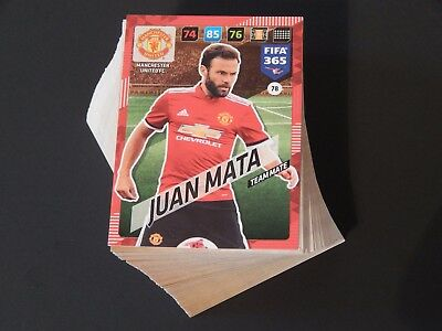 Road To World Cup 2018 - Bundle / Job Lot / Set Of 100 Cards Adrenalyn Xl