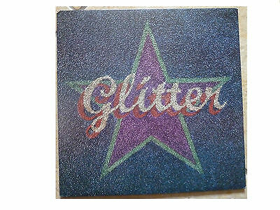 "Gary Glitter * ""glitter""  Vinyl Lp + Gatefold Sleeve Bell Bells 216 Plays Great"