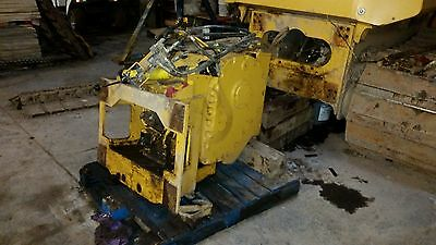 Winch to fit john deere , good condition, fits 700 750 dozer