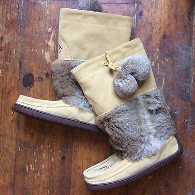 (New) Manitobah Mukluks (original), size 6.5/7 UK, very expensive from retailer