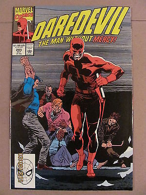 Daredevil #285 Marvel Comics NETFLIX 9.2 Near Mint-
