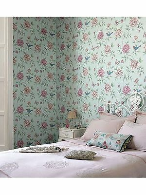 Graham & Brown Isabelle Floral Wallpaper - New In Packaging (More Rolls Avail)