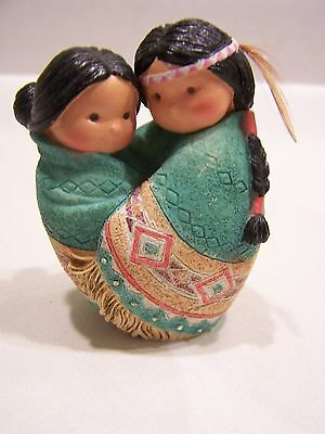Friends of the feather Love for Many Moons Thanksgiving Karen Hahn Enesco 1994