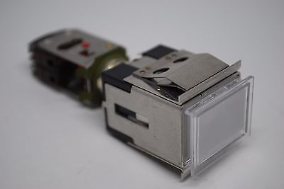 Honeywell Series 2 Micro USA Panel Mount with Subminiature SPDT Switch 30VDC 5A