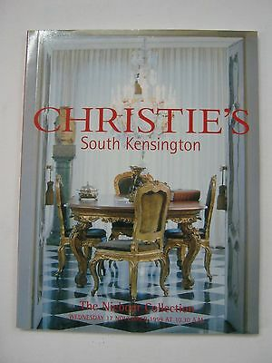 Christie's The Nieboer Collection November 1999 South Kensington