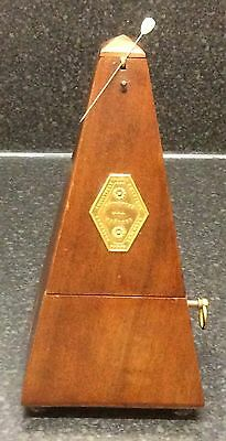 Antique Maelzel Metronome, Working Order, circa early 20th Century