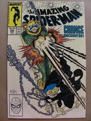 Amazing Spider-Man #298 Marvel 1st Eddie Brock (Venom) Todd McFarlane 9.0 VF/NM